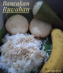 Hantaran Ruwahan / Apeman