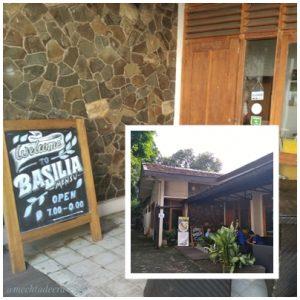 Basilia Cafe & Dine Semarang