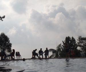 Kolam dewasa Wana wisata Guci