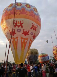 Balon JBFP2018