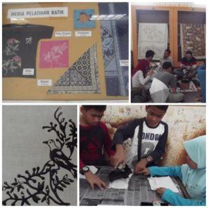 Belajar membatik di Museum Batik Pekalongan