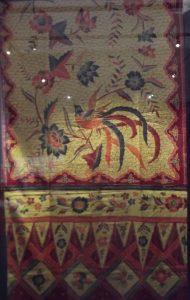 Batik peranakan Djawa Hokokai koleksi Museum Batik Pekalongan