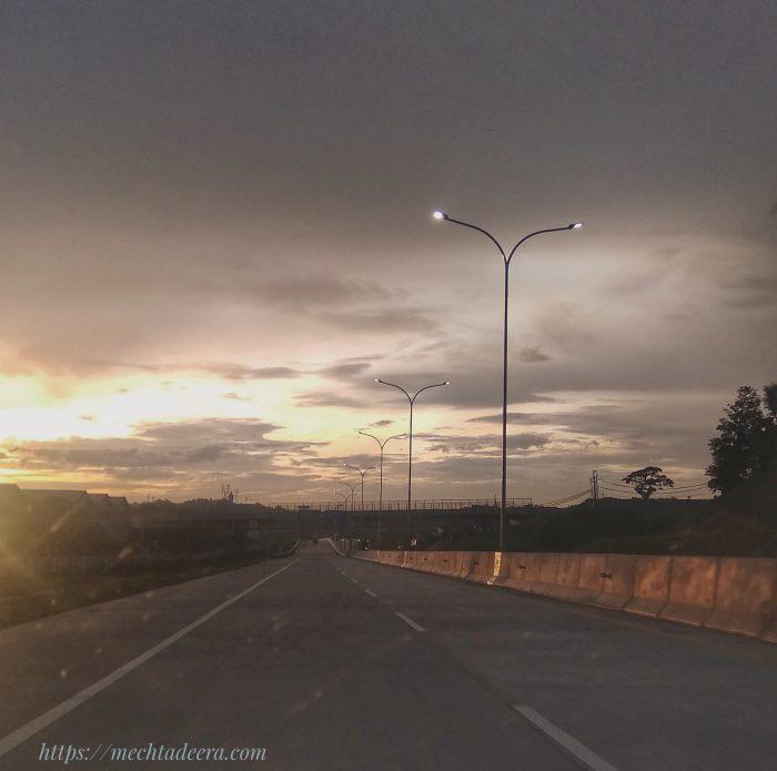 Ruas Tol Semarang Ngaliyan