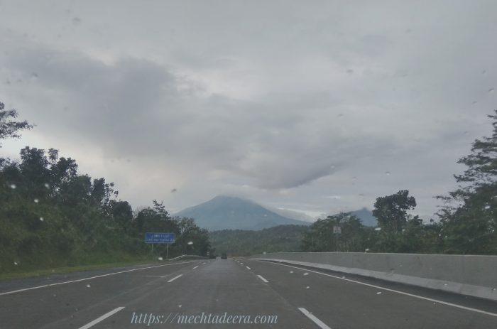 Bawen, ruas tol Semarang-Solo