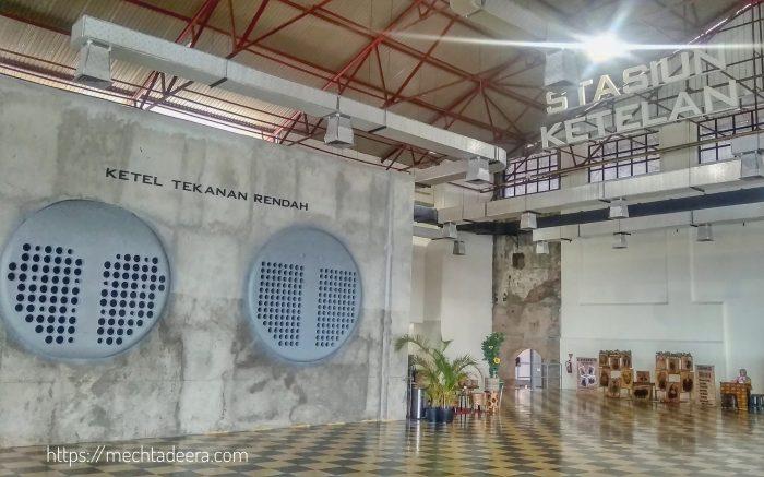 Stasiun Ketelan De Tjolomadoe