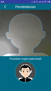 Identifikasi wajah pada Otentikasi Taspen