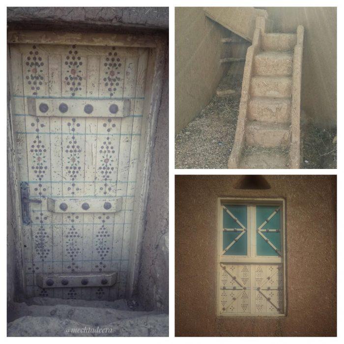 Detil rumah di Al Amoudi Museum Makkah