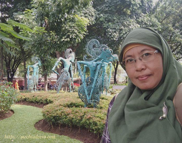 Taman Pandawa Lima di Taman Indonesia Kaya