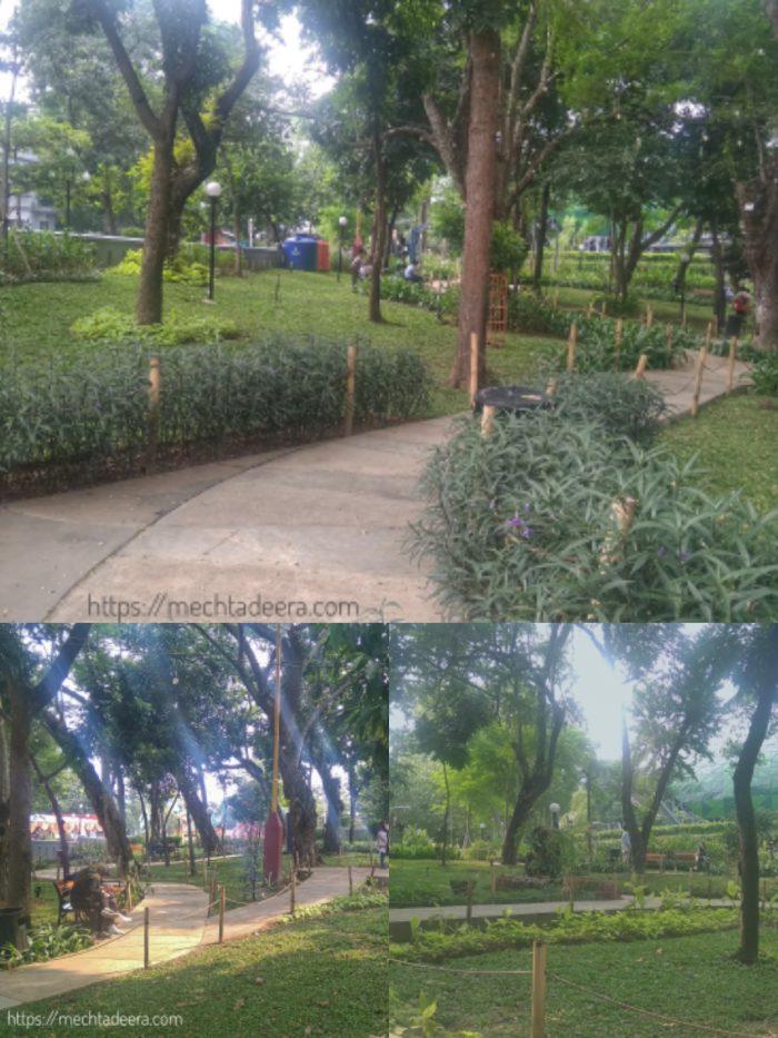 Kawasan Hijau Taman Indonesia Kaya