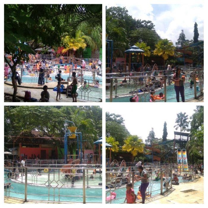 Kolam Renang Bandar ECO Park Batang
