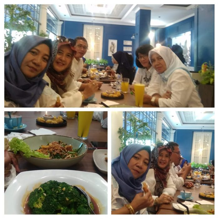 Reuni di Rosti Resto & Cafe Semarang