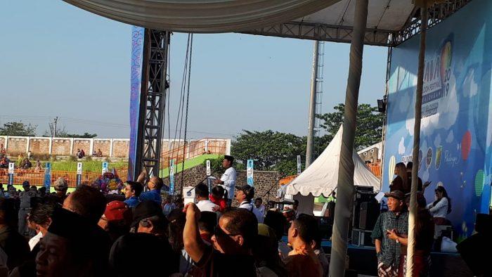 Pembukaan JBFP 2019 dalam Perayaan Syawalan Kota Pekalongan