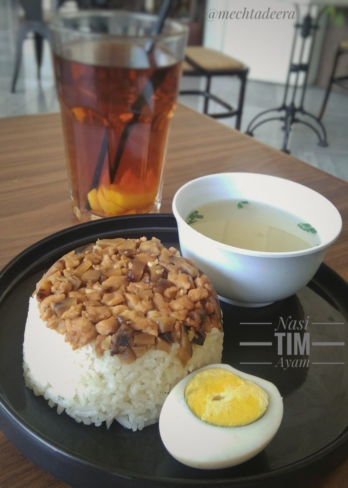 Nasi Tim Ayam Rosti Resto & Cafe Semarang