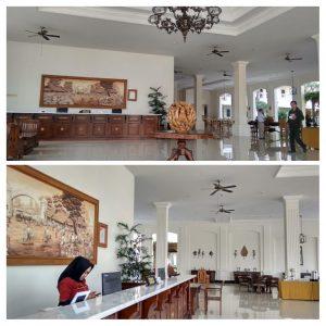Lobby Same Hotel Cepu