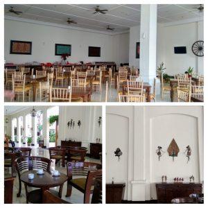 Ruang makan Same Hotel Cepu