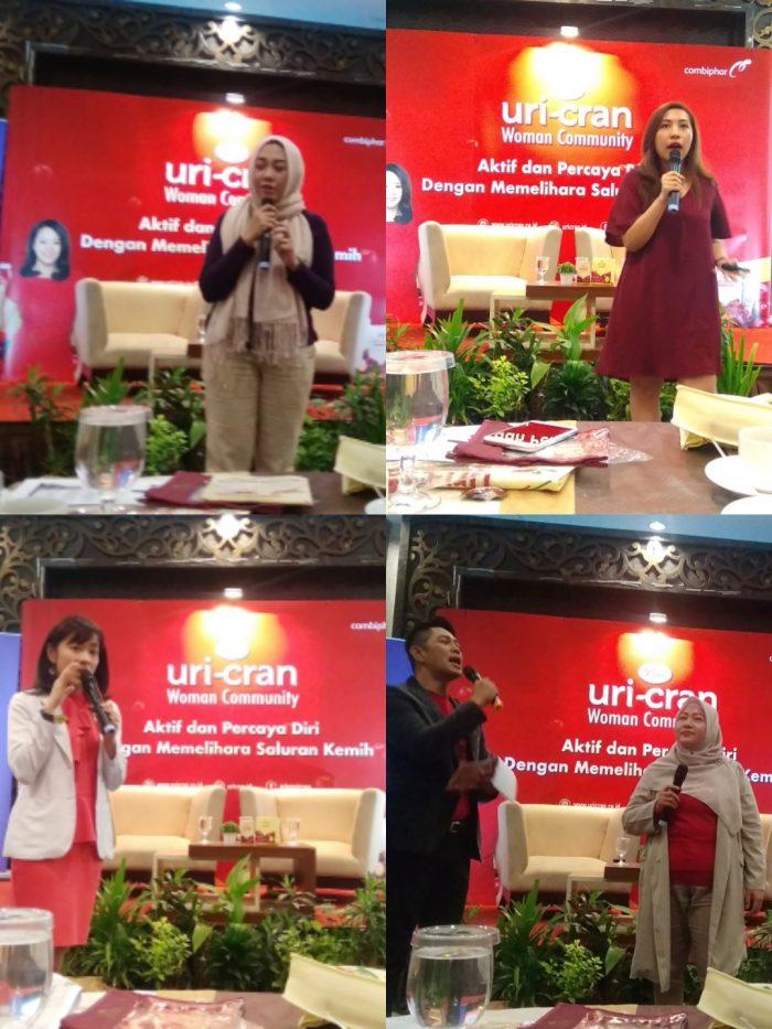 Narasumber Uricran Woman Community Semarang