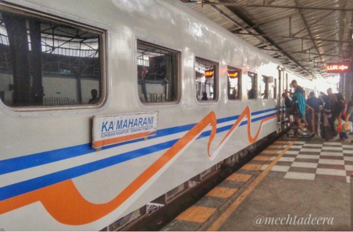 KA Maharani Semarang-Cepu