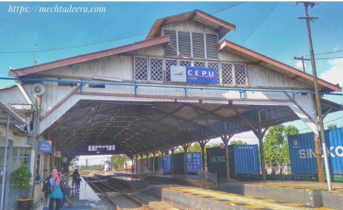 Stasiun Cepu