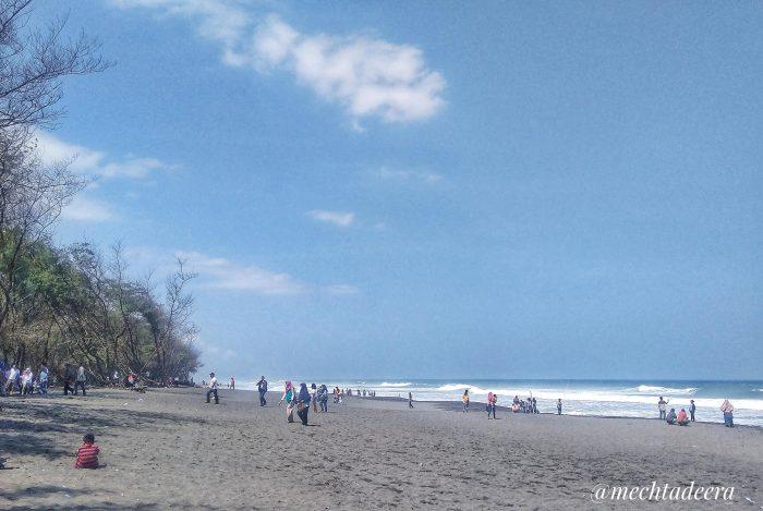 Pantai Goa Cemara Bantul