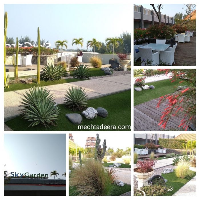Sky Garden Sekuro Village Beach Resort
