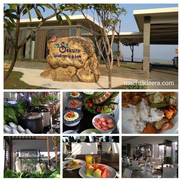 Rasa Resto Sekuro Village Beach Resort