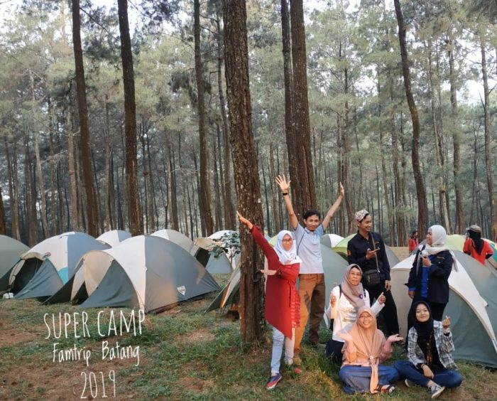 Super Camp Famtrip Batang 2019