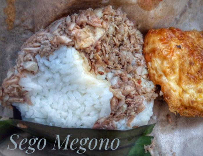 Sego Megono