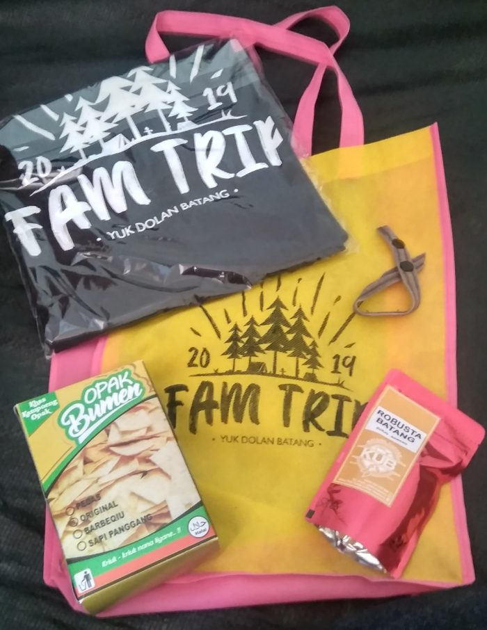 Goodybag SuperCamp Famtrip Batang 2019