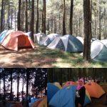 Camping di Sikembang
