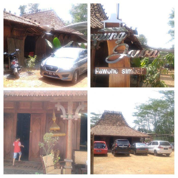 RM Kampung Jawa Pawone Simbah di Lebo Batang