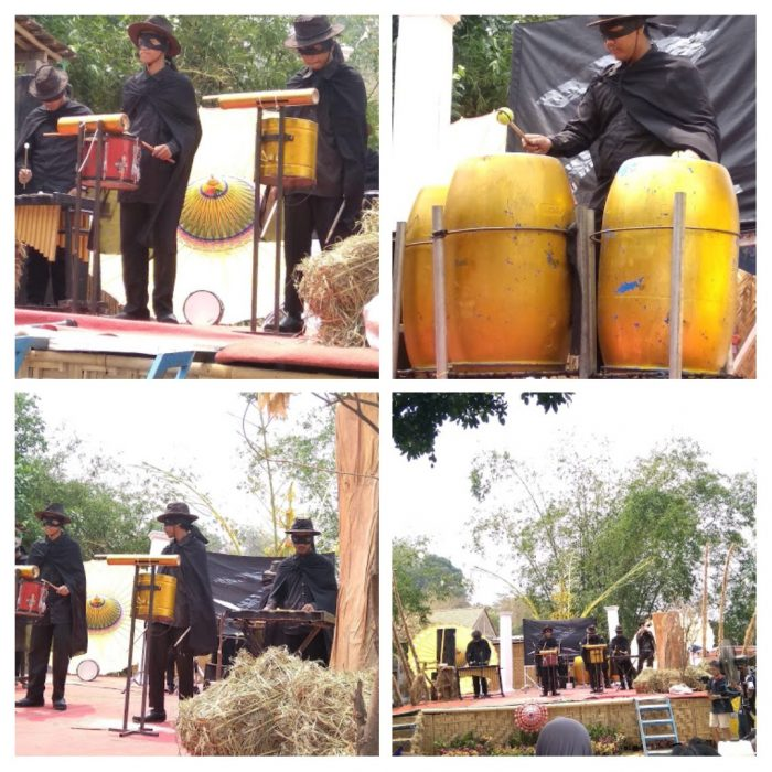 Drumblek Kampung Ragam Warna