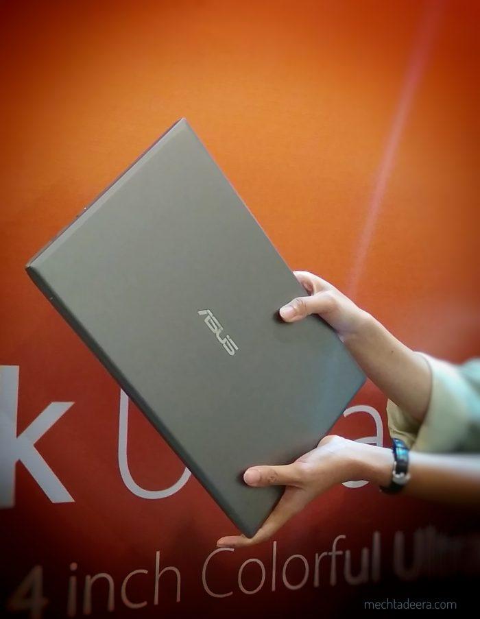 Ultrabook A412 ringan dan tipis