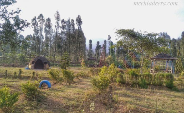 Camping ground Embung Kledung