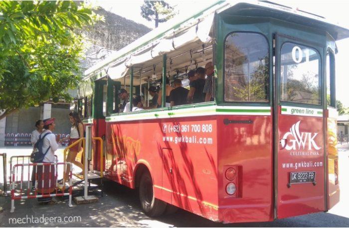 Shuttle bus GWK
