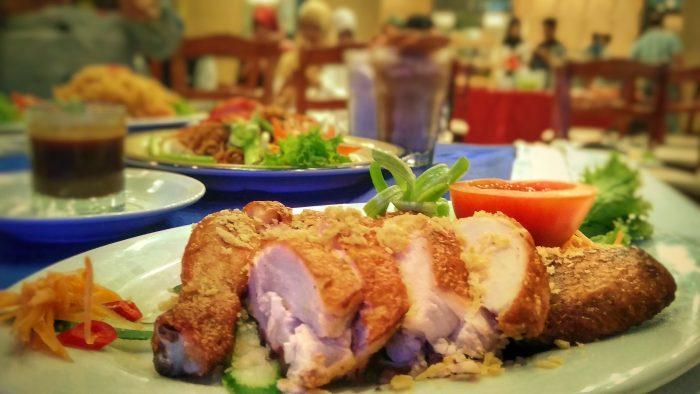 Ayam Panggang Hongkong The Kitchen Horison Pekalongan