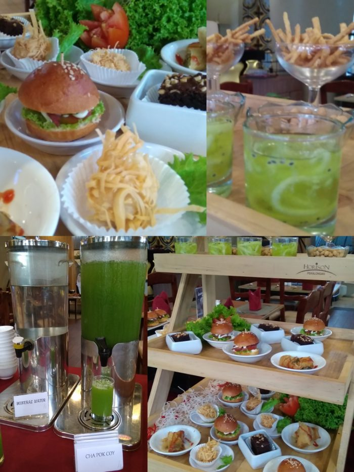 Snack The Kitchen Resto Horison Pekalongan