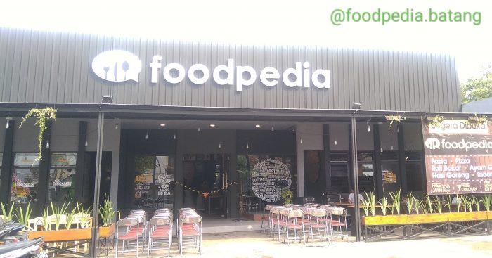 Gerai Foodpedia Batang