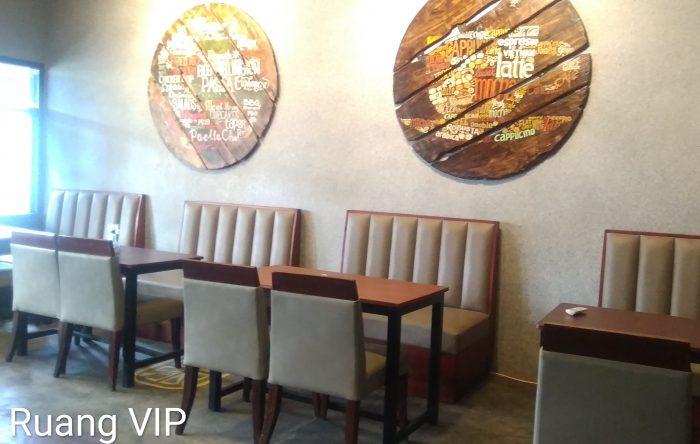 Ruang VIP Foodpedia Batang