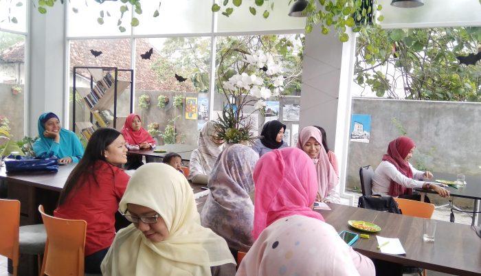Peserta Tumbasin Weekend Gathering