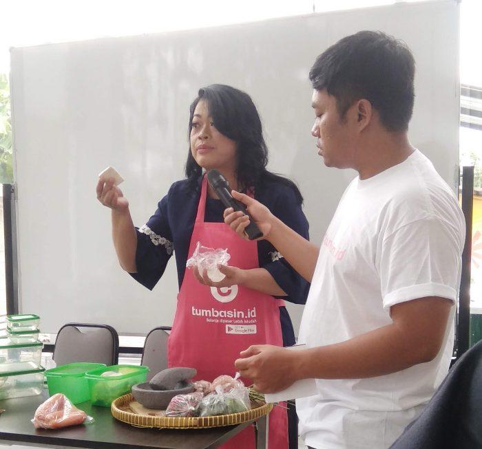Sharing Diah Didi tentang Foodprep