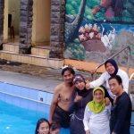 Kolam air panas Guci Ashafana
