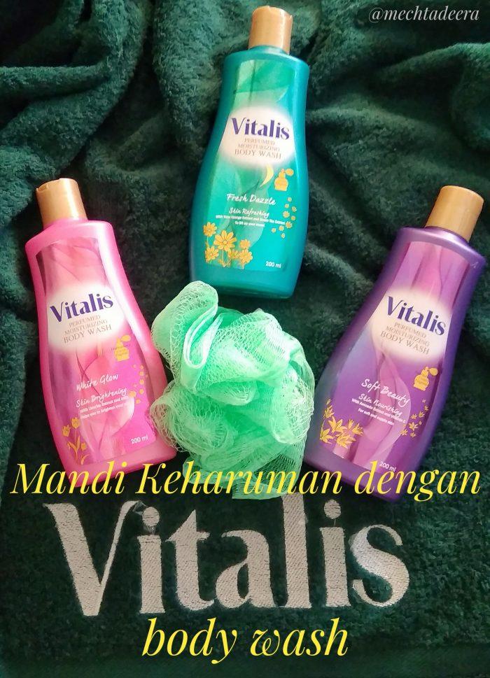 3 varian Vitalis Body Wash