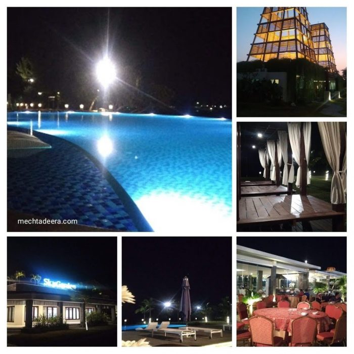 Sekuro Village Beach Resort