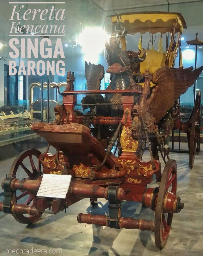 Kereta Kencana Singa Barong