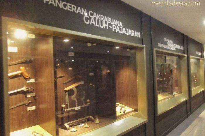 Koleksi Museum Pusaka Kasepuhan