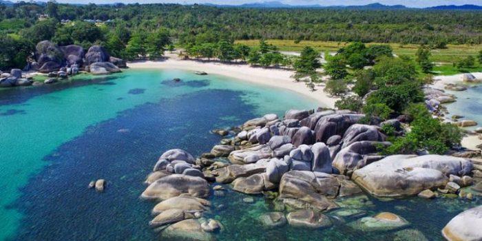 Foto Pantai Tanjung Tinggi