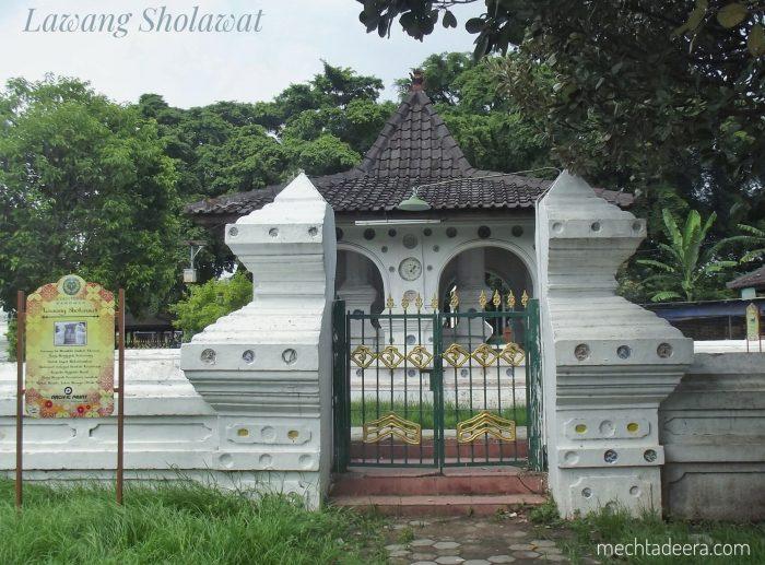 Lawang Sholawat Kanoman