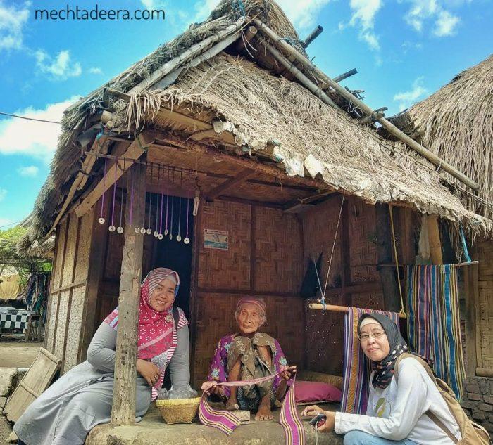 Di Desa Sade Lombok