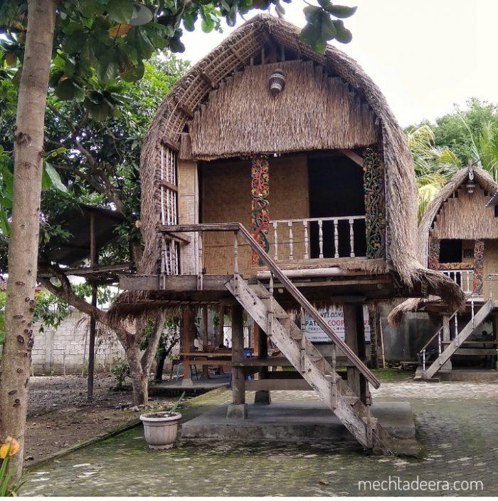 Rumah Tradisional Sasak