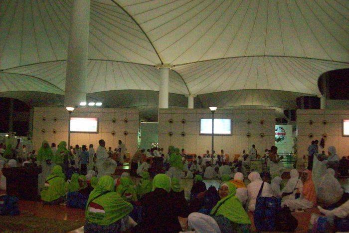 Di Bandara King Abdul Aziz